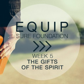 Now that we have learned the importance of being Baptized in the Holy Spirit, we must understand the gifts that come with it and how to operate in each gift. Daniel Bluestein teaches on the different gifts of the Spirit and how when we make this apart of our foundation and use them in our walk, we will see signs and wonders.